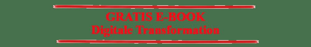 E-Book Digitale Transformation